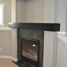 Magnolia fireplace